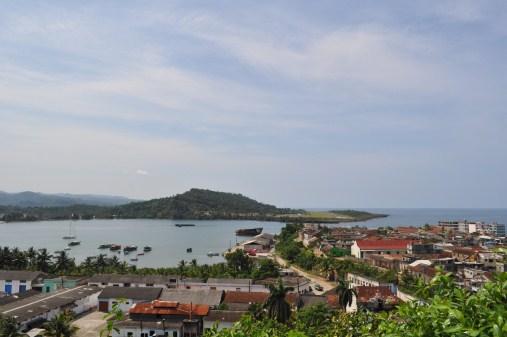 Découvrez la ville de Baracoa dans province de Guantánamo près de la pointe orientale de Cuba