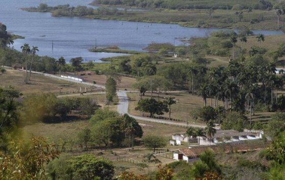 La Guabina, site touristique cubain réputé et proche de Pinar del Río
